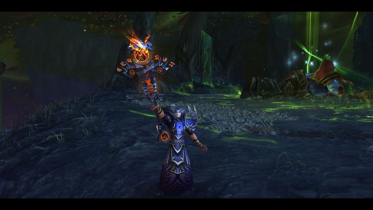 Destruction Warlock Hidden Artifact Appearance #worldofwarcraft #blizzard #Hearthstone #wow #Warcraft #BlizzardCS #gaming
