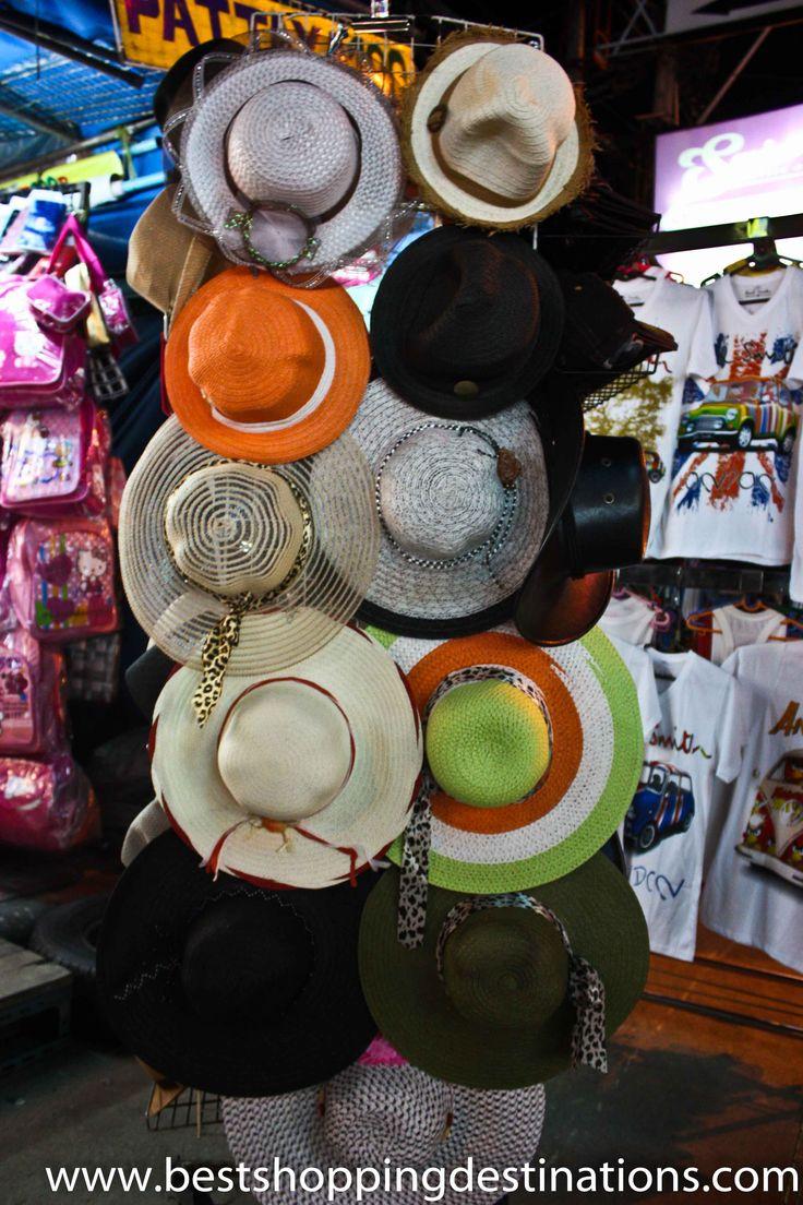 Hats http://bestshoppingdestinations.com/shopping-khao-san-road-night-market/
