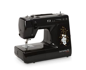 The bernette 46 gives you 8 practical stitches, plus an accurate 4-step buttonhole for professional looking garments - every time.Ideal if you're learning to sew or simply want a reliable machine for mending, garment sewing and crafts.