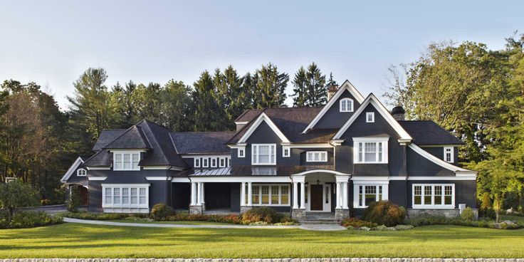 This Is the Ultimate Dream Home — According to Pinterest  - HouseBeautiful.com