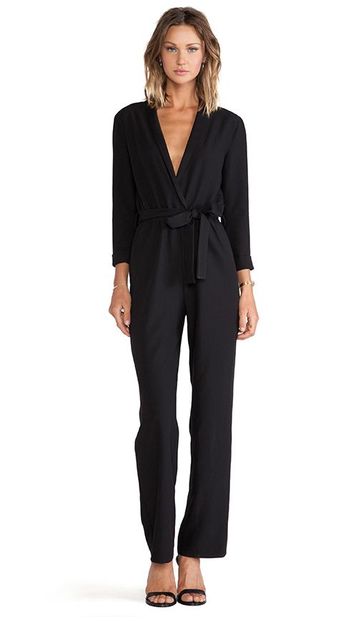 d.RA Mimosa Jumpsuit in Black | REVOLVE