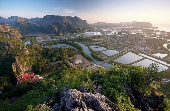 Khao Sam Roi Yot: The Mountain with Three Hundred Peaks