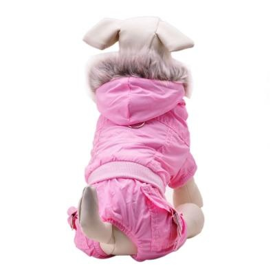a #hooded #dog #jacket in pink #cityslicker high #style #winter #pink so #cute Only #$6.99 at MyFavoritePetShop.com!