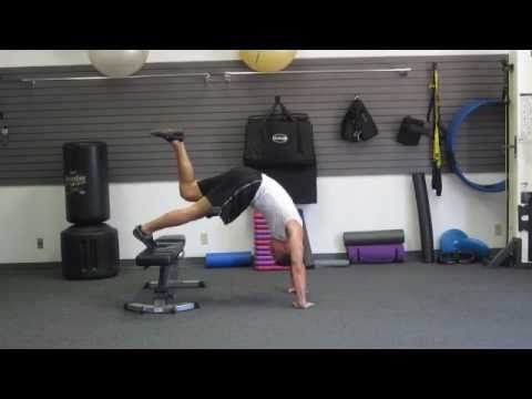 Bodyweight Strength Training Without Weights | Body Weight Exercise Training Workouts | HASfit