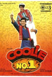 Coolie Number One Full Movie.  a coolie by profession to masquerade as a wealthy business tycoon so that he can ...