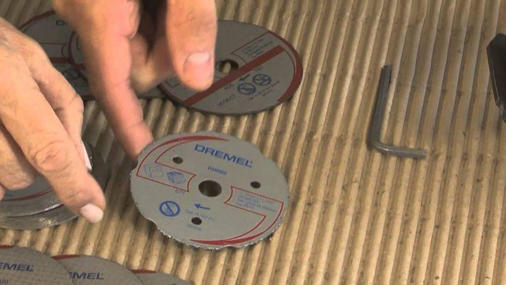Dremel - Saw Max - Accesorios y discos de corte -