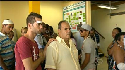 G1 - Controlador de tráfego diz crer que trem avançou sinal antes de bater - notícias em Rio de Janeiro