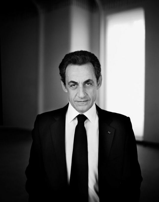 Nicolas Sarkozy, french president from 2007 to 2012