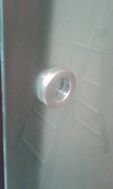 10 best images about herrajes para vidrio on pinterest - Tirador puerta cristal ...