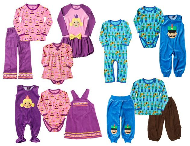 ej sikke lej AW 13 collection BALLERINA and GUARDS items