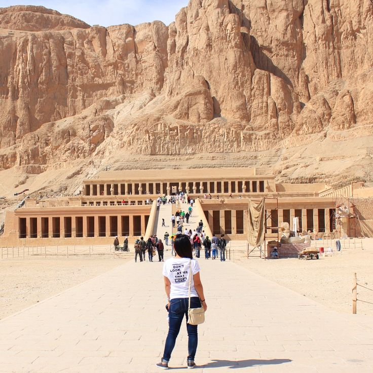 Temple Hatshepsut in Luxor, Egypt | Valley of the Queens