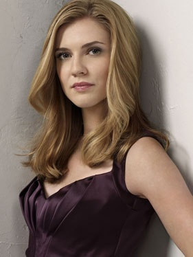 Jenna Sommers - Elena and Jeremy's aunt - becomes vampire and is sacrificed by Klaus
