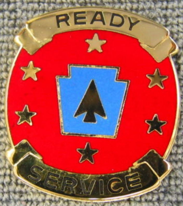 337th Support Bn. crest