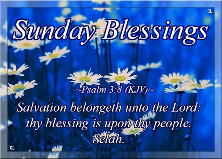 17 Best Blessed Sunday Quotes On Pinterest