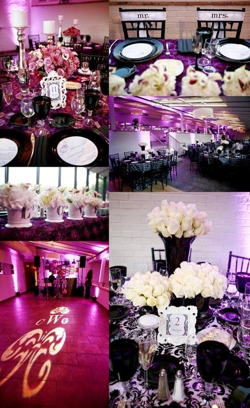 Wedding Ideas Using Purple Best Images About Theme On