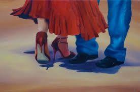Afbeeldingsresultaat voor schilderij argentijnse tango