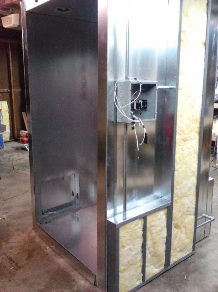 Diy powder coating oven unique powder coating oven build