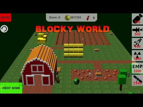 Blocky Bomb Apocalypse - YouTube New update avaible to download. # first game # unity # minecraft # destruction