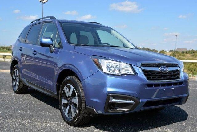 2017 Subaru Forester Premium Awd Subaru Forester Awd Subaru