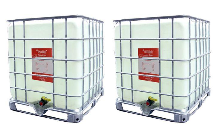 Battery Electrolyte PUMA kemasan 1.000 Liter