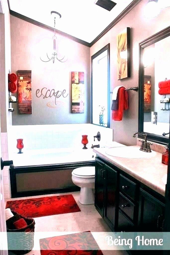 Pin On My Bathroom Decor Ideas 2020 Red and zebra bathroom decor