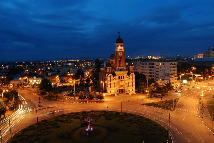 Ploiesti - night life by BHnvSTL.deviantart.com on @DeviantArt