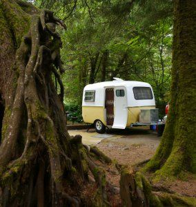 Beautiful Sweet ECOmbo Camper Offers 95squarefeet Of Exhilarating Solar
