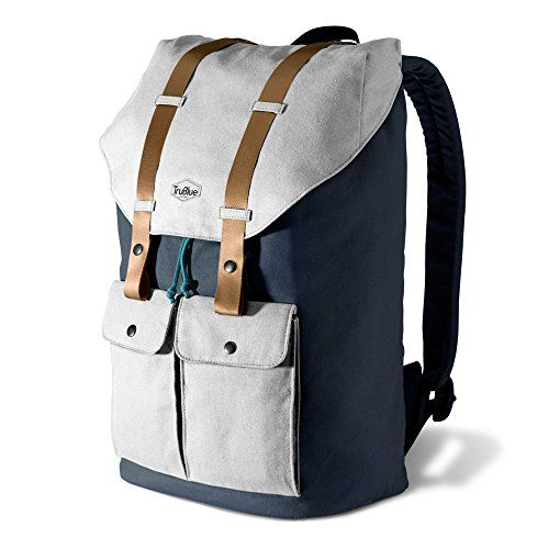 TruBlue Adaptable Personal Backpack for Laptops upto 15.6 Inch, Marina