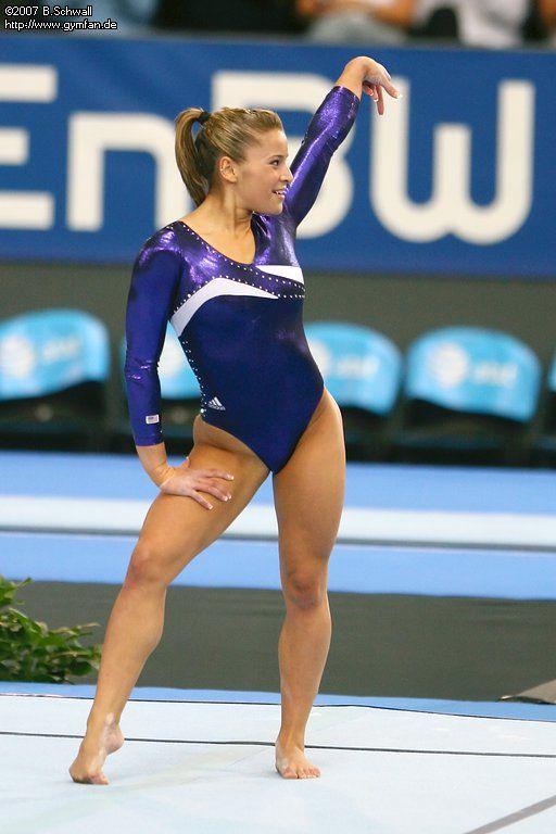 Alicia Sacramone (USA) world championships 2007  Stuttgart, 08/28/2007 - 09/09/2007  apparatus finals day 2