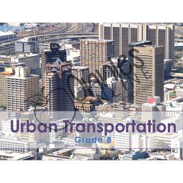 Grade 8 – Urban Transportation | Download on www.onniesonline.co.za