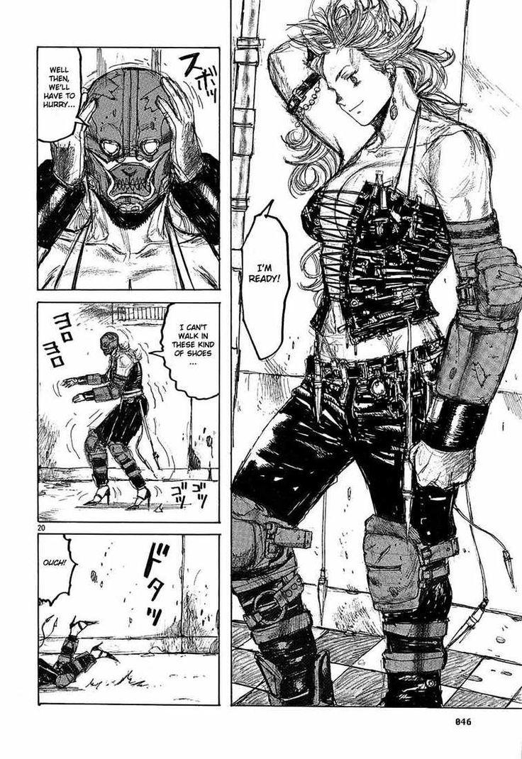 Dorohedoro · SPECTRUM NEXUS Anime drawing styles, Manga