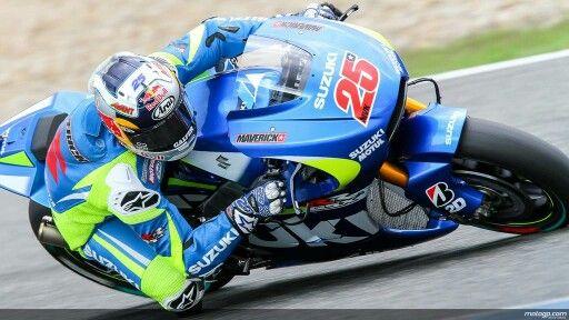 Maverick Viñales suzuki motogp 2015