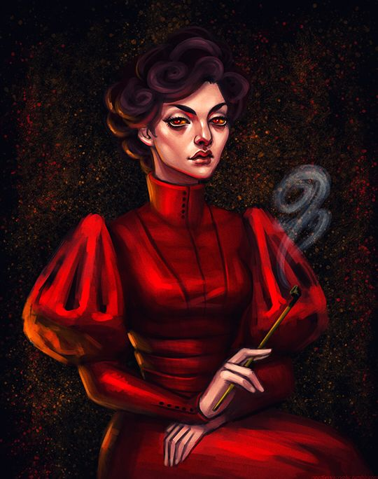 My take on Quiet Deviless from Fallen London! - hey