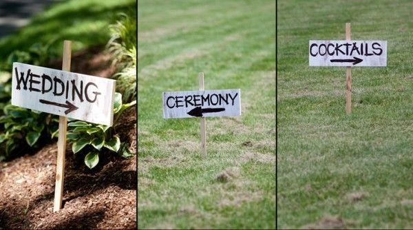 Outdoor Wedding: Ideas, Wedding Signage, Backyard Wedding Bbq, Directional Signs, Country Weddings, Country Bbq, Wedding Theme, Direction Signs, Wooden Signs
