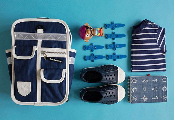goodorering mochila original y vintage para niños