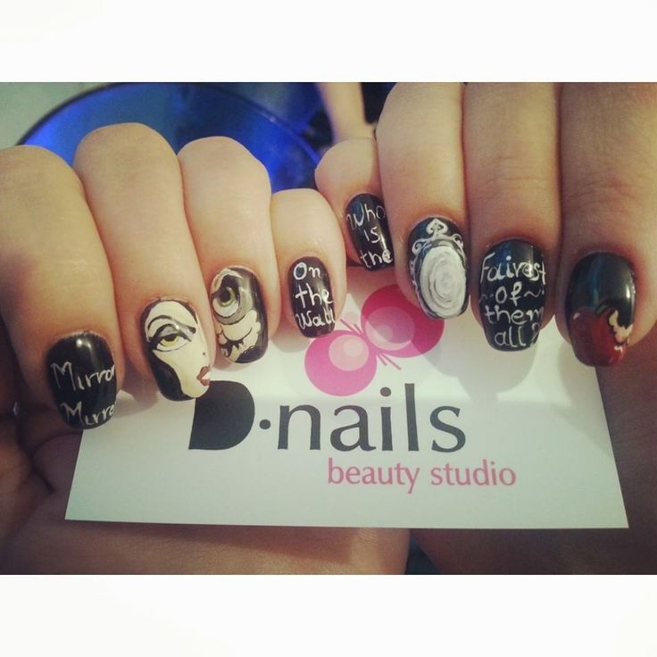 Nail Art by Aggeliki - dnails.gr