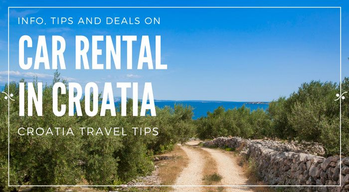 Car Rental Croatia: All you need to know about renting a car in Croatia. Our best car rental tips, tricks and advice including tips on where to find the best car rental deals in Croatia, and what to be aware of.