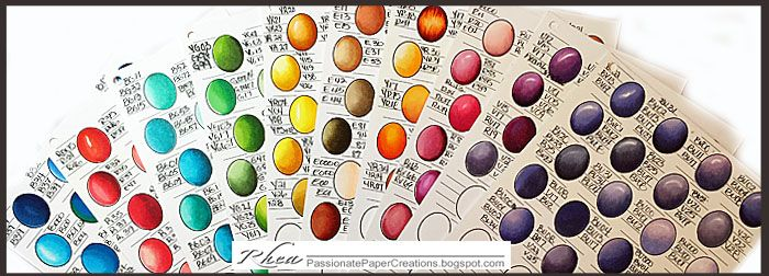 New Page Full Of Copic Combos!
