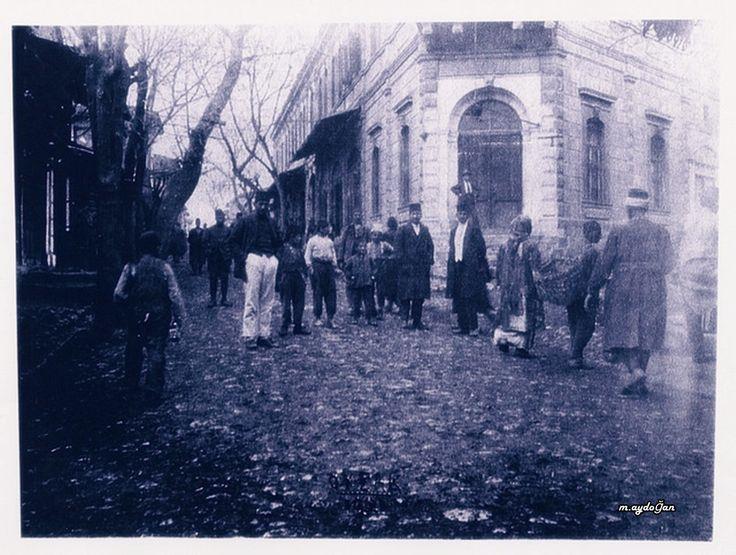 Osmanlı Bankası Uşak Şubesi, 1920.