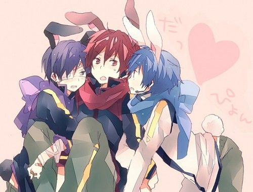 54 best images about Akaito x Kaito on Pinterest | FNAF ...