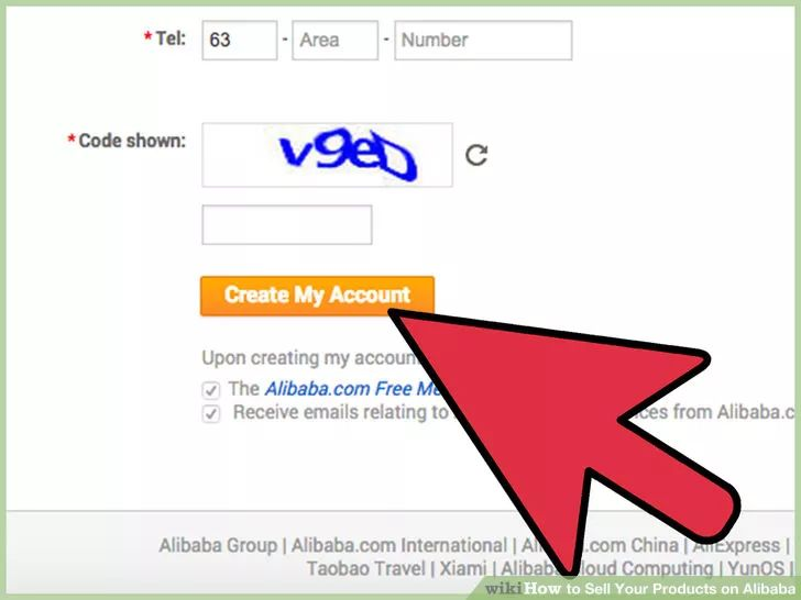 Image titled Sell Your Products on Alibaba Step 4
