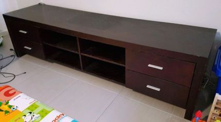 Large Tv Unit | Entertainment & TV Units | Gumtree Australia Redland Area - Thornlands | 1136396531