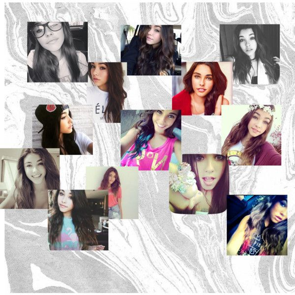 madison beer by sparklesandally on Polyvore featuring beauty and Justin Bieber