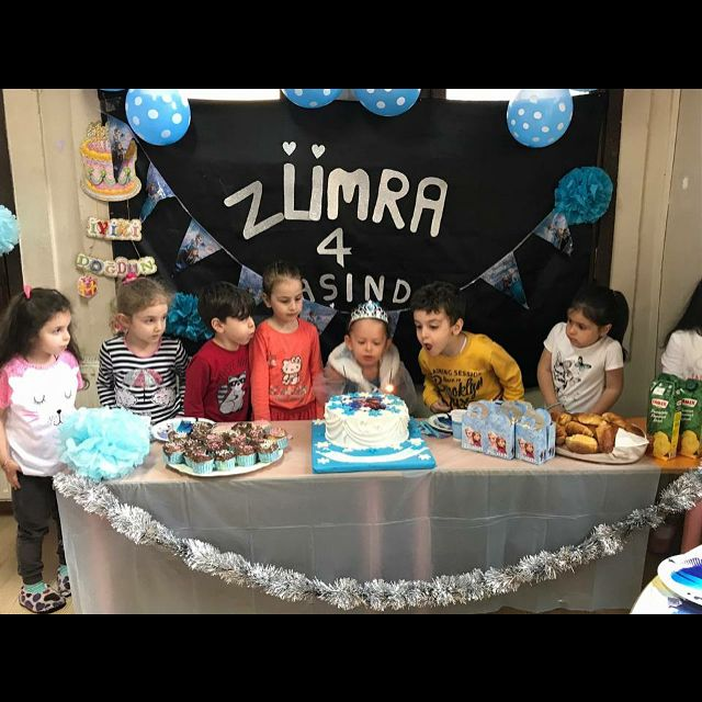 Minik kalpler sınıfı Zümram'ızın dogum gününü kutladik.Sevimli,tatli prensesimize mutlu yaşlar diliyoruz iyiki doğdun... #cankardeş #minikkalpler #trabzon #okul #öncesi #eğitim #doğum #günü http://turkrazzi.com/ipost/1523849034899428997/?code=BUlzJ-ggJaF