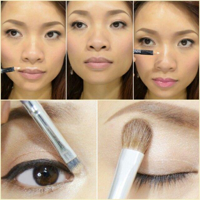Do you #highlight? #makeup #beautytips #me