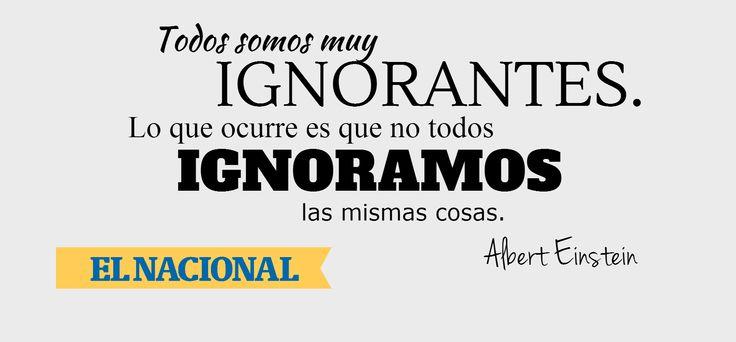 Frases Español cortesia de @Diario El Nacional