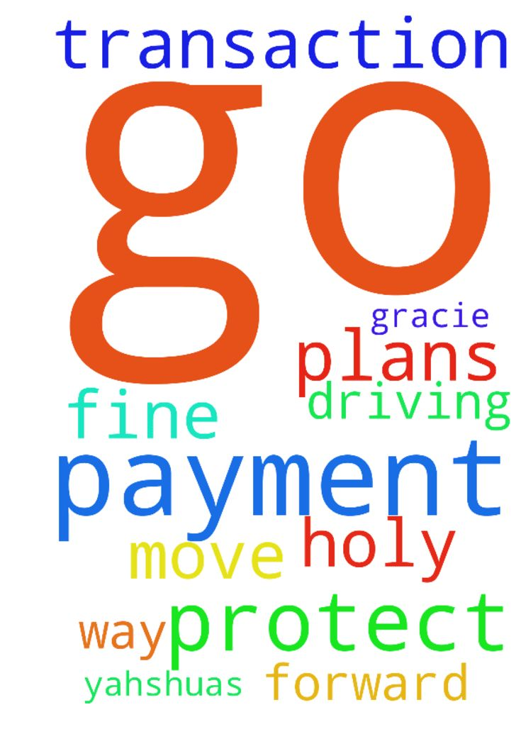 pray for the payment will go through .. Please LORD - pray for the payment will go through .. Please LORD help Gracie and all for transaction to be fine all the way to move forward with plans and protect her and us while driving to and from in HOLY YAHSHUAS name amen LORD JESUS AMEN  Posted at: https://prayerrequest.com/t/GEJ #pray #prayer #request #prayerrequest