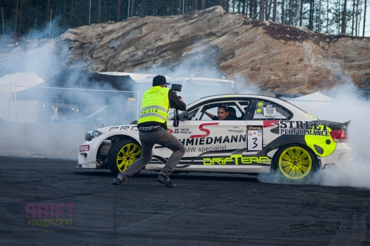 Daniel Liimatainen, Limmet DriftTeam - Gatebil, Rudskogen 2012  www.driftmagazine.se
