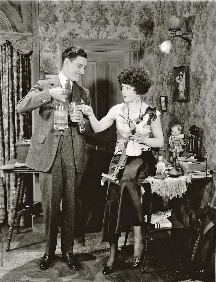 Marie Prevost and Ronald Colman, Tarnish 1924