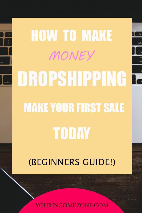 How to make money Dropshipping 2019 - Ecommerce - Start your